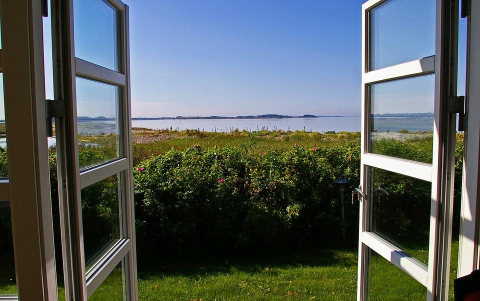 ouverture des fenêtres